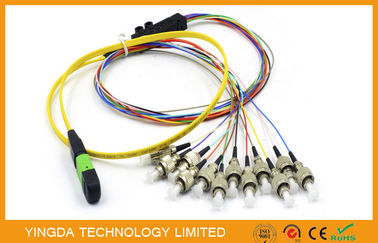 Cina MTP MPO Trunk Cable pabrik